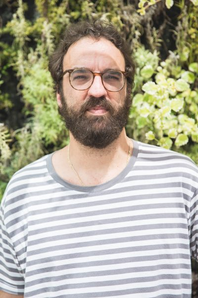 Marcelo Camelo Hugo Moura Retrato